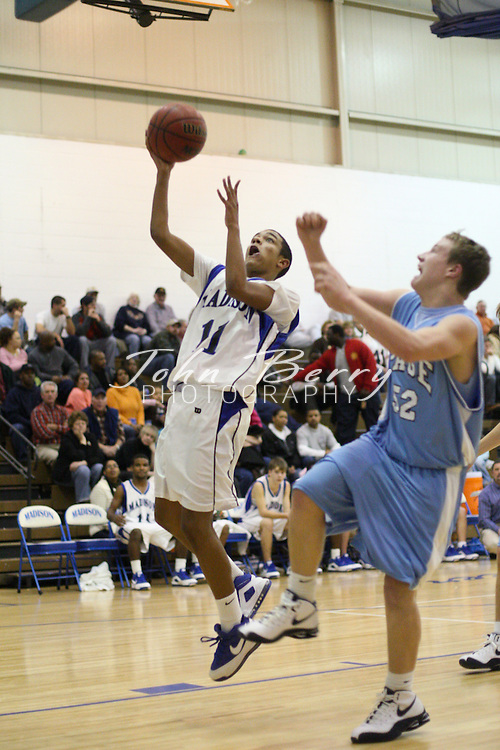 MCHS JV Boys Basketball .vs Page .1/2/2009