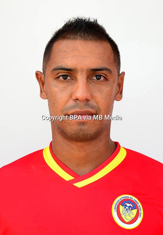 Colombia League - Postobom Liga 2014-2015 -<br /> UniAutonoma Futbol Club  - Colombia / <br /> Carlos Chavez