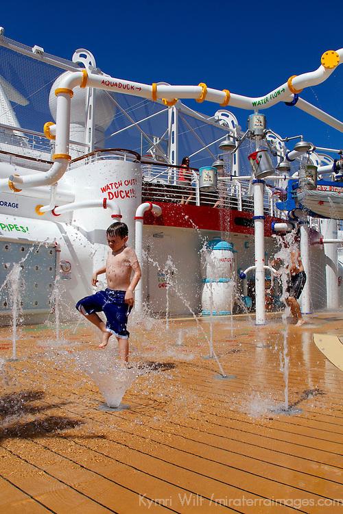 Disney Fantasy Cruise Splash Zone