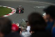 June 5-7, 2015: Canadian Grand Prix: Jenson Button (GBR), McLaren Honda
