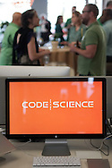 Code | Science open house.