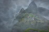 South America, Peru, Urubamba Provonce,Machu Picchu, UNESCO, World Heritage site