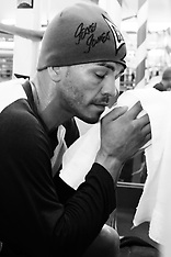 June 20, 2005 - Arturo Gatti Open Workout - World Boxing & Fitness, NJ