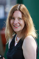 Edinburgh. UK. 17th August. Edinburgh International Book Festival. Ruth Scurr pictured during Edinburgh Book Festival.