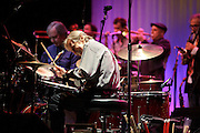 Levon Helm performs at Beacon Theatre, NYC. November 26, 2010. Copyright © 2010 Matt Eisman. All Rights Reserved.