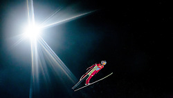 05.01.2016, Paul Ausserleitner Schanze, Bischofshofen, AUT, FIS Weltcup Ski Sprung, Vierschanzentournee, Qualifikation, im Bild Kamil Stoch (POL) // Kamil Stoch of Poland during his Qualification Jump for the Four Hills Tournament of FIS Ski Jumping World Cup at the Paul Ausserleitner Schanze, Bischofshofen, Austria on 2016/01/05. EXPA Pictures © 2016, PhotoCredit: EXPA/ JFK