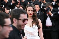 Natalia Oreiro, at the Killing Them Softly gala screening at the 65th Cannes Film Festival France. Tuesday 22nd May 2012 in Cannes Film Festival, France.