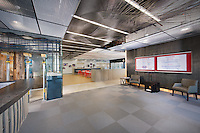 Architectural interior of Structural Group Offices in Columbia Maryland by Jeffrey Sauers of Commercial Photographics, Architectural Photo Artistry in Washington DC, Virginia to Florida and PA to New England
