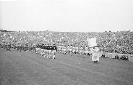 All Ireland Senior Football Championship Final, Dublin v Galway, 22.09.1963, 09.23.1963, 22nd September 1963, Dublin 1-9 Galway 0-10,..
