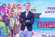 2018, 15 Juli. Pathe ArenA, Amsterdam. Premiere van Hotel Transsylvanie 3. Op de foto: Ferry Doedens