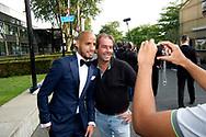 21-08-2017 VOETBAL: GALA VOETBALLER VAN HET JAAR: HILVERSUM<br /> Karim el Hamad<br /> copyright robin utrecht