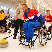 The  event took place at the Petitt National Ice Center , in Milwaukee, WI, on June 23, 2007.  Photo by Melody Carranza.