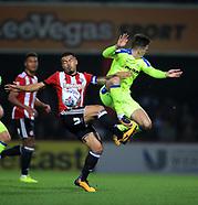 Brentford v Derby County - 26 Sept 2017