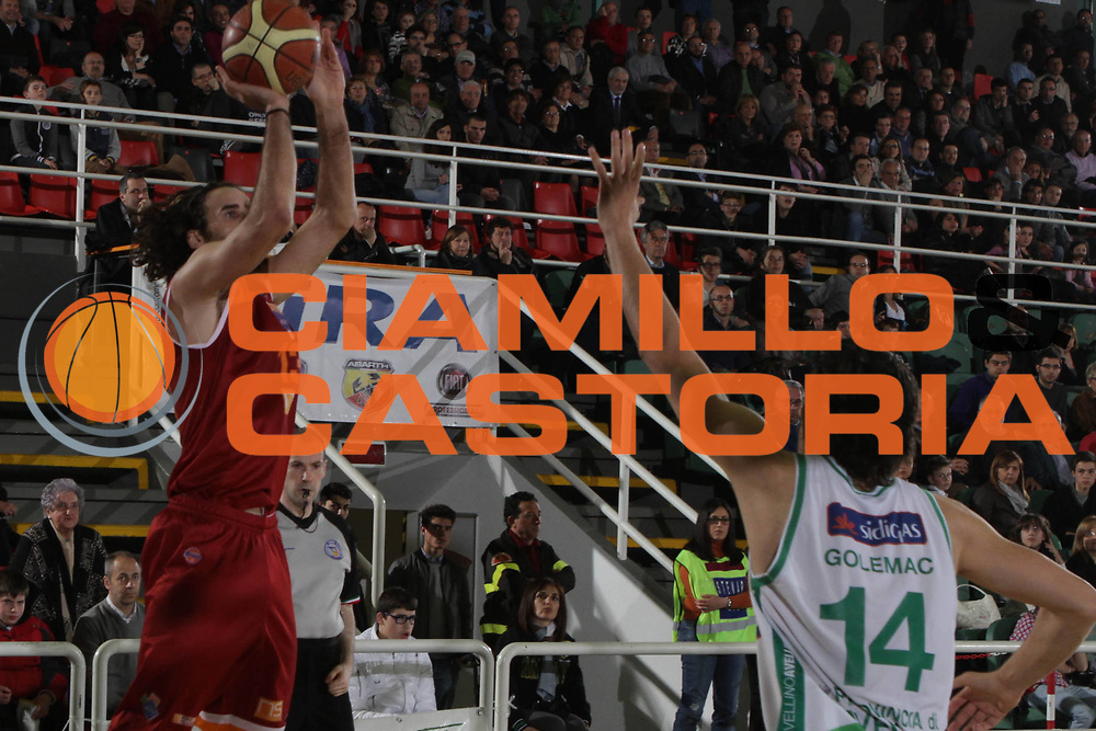 DESCRIZIONE : Avellino Lega A 2011-12  Sidigas Avellino Acea Virtus Roma <br /> GIOCATORE : Luigi Datome<br /> CATEGORIA : three points<br /> SQUADRA : Acea Virtus Roma<br /> EVENTO : Campionato Lega A 2011-2012<br /> GARA :Sidigas Avellino Acea Virtus Roma <br /> DATA : 07/04/2012<br /> SPORT : Pallacanestro<br /> AUTORE : Agenzia Ciamillo-Castoria/M.Simoni<br /> Galleria : Lega Basket A 2011-2012<br /> Fotonotizia : Avellino Lega A 2011-12 Sidigas Avellino Acea Virtus Roma <br /> Predefinita :