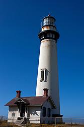 Pigeon Point Lighthouse, Pescadero, California, United States of America