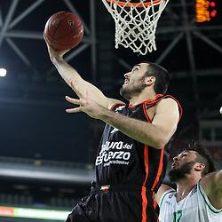 20161207: SLO, Basketball - 7Days EuroCup, KK Union Olimpija vs Valencia B.C.