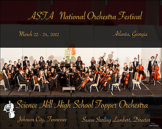 Science Hill High School Topper Orchestra