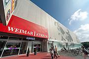 Einkaufszentrum Weimar Atrium, Gauforum, Weimar, Thüringen, Deutschland | shopping arcade Weimar Atrium, Gauforum, Weimar, Thuringia, Germany