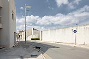 Gibellina, paesaggio urbano, <br /> Gibellina: urban landscape