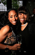 "Michele Murray, Alize Brand Director and Velma Clarke at The Ludacris Foundation 5th Annual Benefit Dinner & Casino Night sponsored by Alize, held at The Foundry at Puritan Mill in Atlanta, Ga on May 15, 2008.. Chris ""Ludacris"" Bridges, William Engram and Chaka Zulu were the inspiration for the development of The Ludacris Foundation (TLF). The foundation is based on the principles Ludacris learned at an early age: self-esteem, spirituality, communication, education, leadership, goal setting, physical activity and community service. Officially established in December of 2001, The Ludacris Foundation was created to make a difference in the lives of youth. These men have illustrated their deep-rooted tradition of community service, which has broadened with their celebrity status. The Ludacris Foundation is committed to helping youth help themselves."