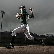 UVU baseball team portraits at the Brent Brown Park on the campus of Utah Valley University in Orem, Utah Thursday Nov. 7, 2013. August Miller)