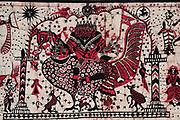 Ena de Silva<br /> Batik.<br /> <br /> Sansoni collection.