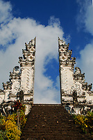 "Famous ""Portal of the Gods"", in Bali, Indonesia."