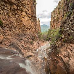 Devils Chasm, Sierra Ancha Wilderness
