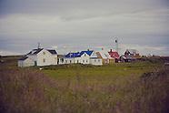 Flatey houses 2012