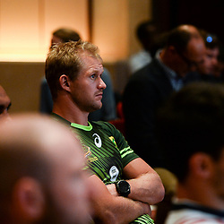 Philip Snyman of South Africa during Captains photocall and press conference prior to the Hsbc Paris Rugby Sevens on May 11, 2017 in Paris, France. (Photo by Baptiste Fernandez/Icon Sport)