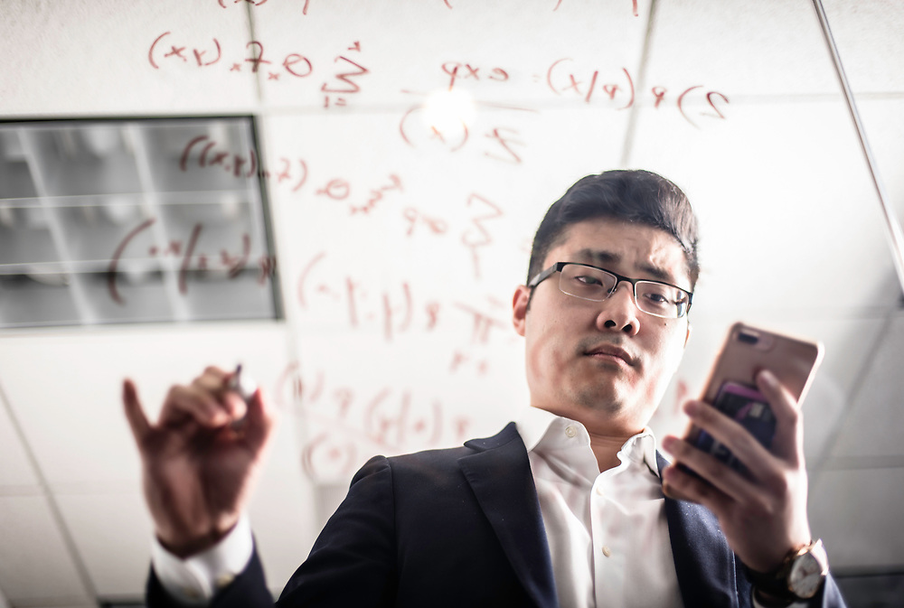 WASHINGTON, DC -- 12/6/17 -- Tim Hwang is the founder and CEO of FiscalNote which uses AI, analytics and natural language processing to automate and analyze government tasks and data…by André Chung #_AC16171
