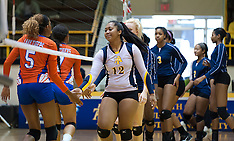 2013 A&T Volleyball vs Savannah State & South Carolina State University