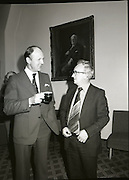 20/12/1978.12/20/1978.20th December 1978.Pictured at the signing ceremony for the new Guinness computer, Mr Victor Hume (left) and Mr Conor Dwyan.