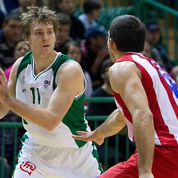 20101107: SLO, Basketball - NLB League, KK Krka vs Crvena Zvezda