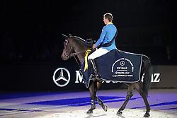 Ahlmann Christian, (GER), Codex One<br /> Grand Prix of Stuttgart <br /> Longines FEI World Cup<br /> Stuttgart - German Masters 2015<br /> © Hippo Foto - Stefan Lafrentz
