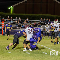 09-28-17 Berryville Jr High Football vs Gentry