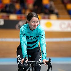 28-12-2019: Wielrennen: NK Baan: Alkmaar<br />Laurine van Riessen