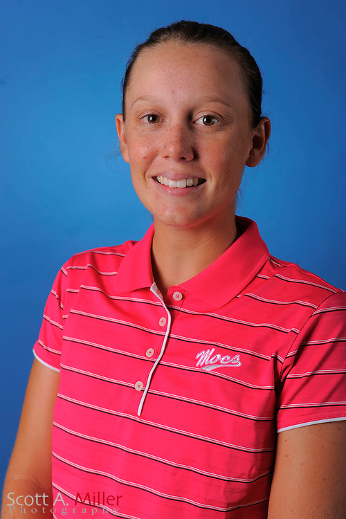 Emily Flanigan during a portrait session prior to the second stage of LPGA Qualifying School at the Plantation Golf and Country Club on Sept. 25, 2011 in Venice, FL...©2011 Scott A. Miller