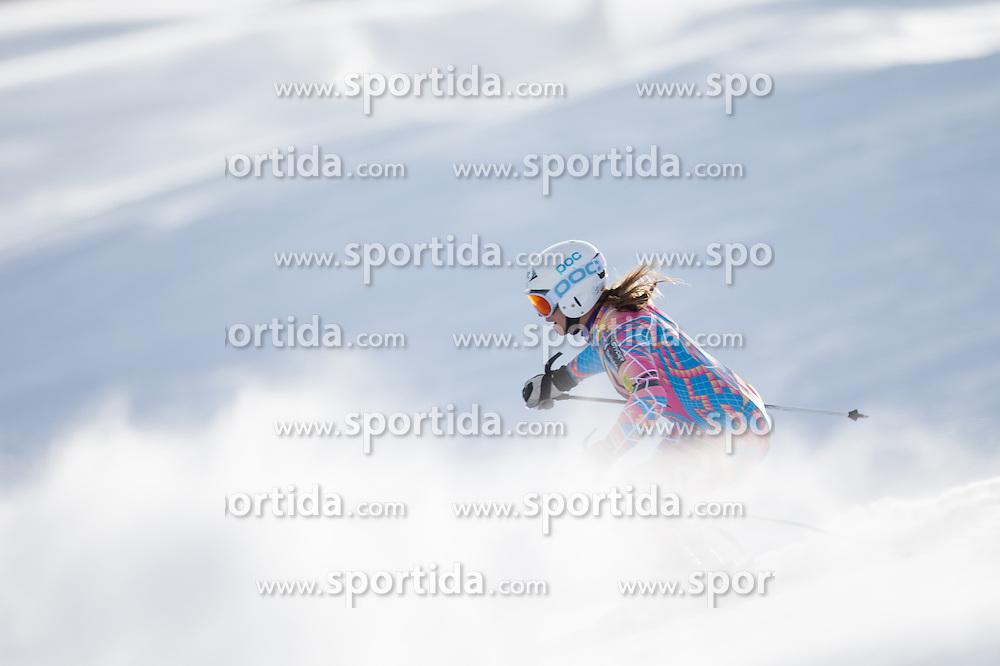 19.10.2012, Rettenbachferner, Soelden, AUT, US Skiteam, Training, im Bild Julia Mancuso (USA) // Julia Mancuso of USA during a practice session of the Us-Skiteam at Rettenbachferner in Soelden, Austria on 2012/10/19. EXPA Pictures © 2012, PhotoCredit: EXPA/ J. Groder
