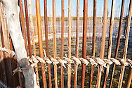 Fish traps are passed down for generations by families in the Kosi Bay lakes