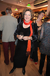 Opera singer LIZZIE WINGFIELD at a party to celebrate the publication of Charlotte Eagar's book'The Girl in the Film'held at the Daunt Bookshop, Holland Park Avenue, London on 10th July 2008.NON EXCLUSIVE - WORLD RIGHTS