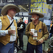 Shot Show, Leatherman Tool Group,  January 2016, Sands Expo Center Las Vegas, NV : Marguerite Schumm