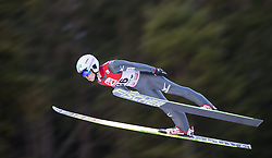 19.12.2014, Nordische Arena, Ramsau, AUT, FIS Nordische Kombination Weltcup, Skisprung, PCR, im Bild Hideaki Nagai (JPN) // during Ski Jumping of FIS Nordic Combined World Cup, at the Nordic Arena in Ramsau, Austria on 2014/12/19. EXPA Pictures © 2014, EXPA/ JFK