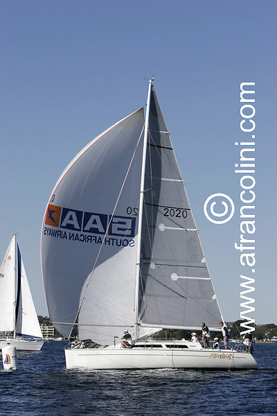 SAILING - BMW Winter Series 2005 - SPEARHEAD, Sydney (AUS) - 12/06/05 - ph. Andrea Francolini