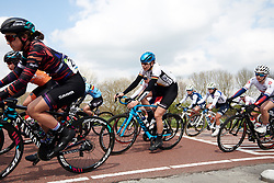 Laura Suessemilch (GER) at Healthy Ageing Tour 2019 - Stage 5, a 124.3 km road race in Midwolda, Netherlands on April 14, 2019. Photo by Sean Robinson/velofocus.com