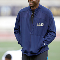 Jerry Rice coaching at Steve Clarkson's Quarterback school
