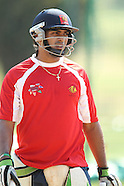 CLT20 - Lions Nets at Wanderers 16 Sept