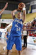 DESCRIZIONE : Porto San Giorgio Torneo Internazionale Basket Femminile Italia Serbia<br /> GIOCATORE : Jenifer Nadalin<br /> SQUADRA : Nazionale Italia Donne<br /> EVENTO : Porto San Giorgio Torneo Internazionale Basket Femminile<br /> GARA : Italia Serbia<br /> DATA : 29/05/2009 <br /> CATEGORIA : tiro<br /> SPORT : Pallacanestro <br /> AUTORE : Agenzia Ciamillo-Castoria/E.Castoria<br /> Galleria : Fip Nazionali 2009<br /> Fotonotizia : Porto San Giorgio Torneo Internazionale Basket Femminile Italia Serbia<br /> Predefinita :