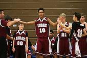 MCHS JV Boys Basketball vs Luray