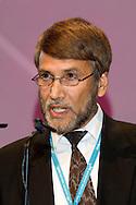 Dr Abdul Bari, Secretary General Muslim Council of Britain, speaking at the TUC 2006.